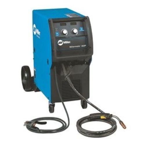 MIG Welder, Wheeled, 200/230/460VAC