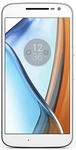 Motorola Moto G4 Play (4th Generation) 16GB 4G LTE Unlocked ONLY GSM 5 Inches International Version...
