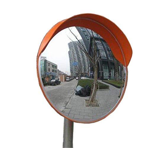Verkeer Wide Hoek Beveiliging Gebogen Convex Road Spiegel 180 Graden 100cm 457129