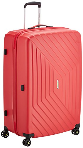American Tourister Air Force 1 Valise, 81 cm, 117 L, Flame Red