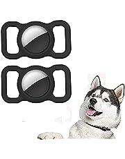 Pet Silikon Skyddsväska för Airtag Gps Finder Hundkattkrage Loop-with Airtag Dog Collar Holder, Bluetooth Tracker Cover , Bluetooth Finder Case för husdjur Barn Äldre Väskor (B2)