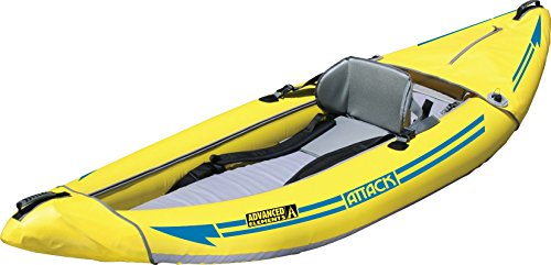 Advanced Elements Attack Whitewater Kayak Review