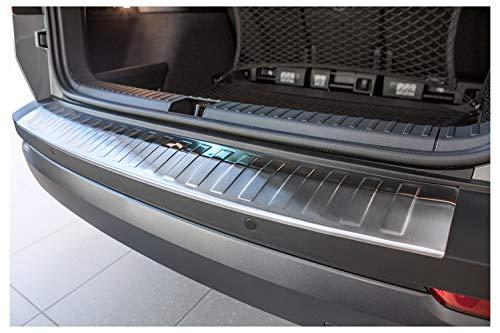 mächtig der welt Teileplus24 AL117 Technischer Aluminium-Lastschwellenschutz mit 3D-Entlastung und Faltung,…
