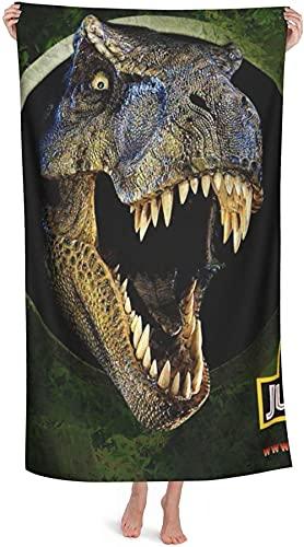 Jurassic Park - Toalla de playa, diseño de dinosaurio