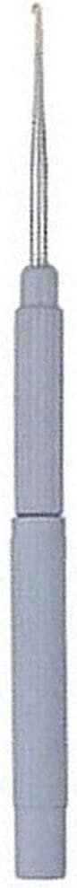 addi Max 76% Dedication OFF Crochet Hook Cap and Handle Steel inch Size 08 US 5 13cm