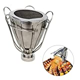 Barbecue Torch Attachment Stainless Steel Culinary Torch Attachment Cooking Searing Grill Chef...