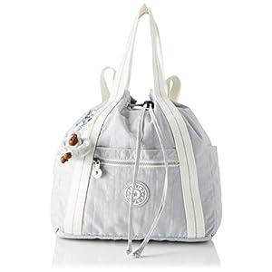 41q6da8DoIL. SS300  - Kipling - Art Backpack S, Mochilas Mujer, Gris (Active Grey Bl)