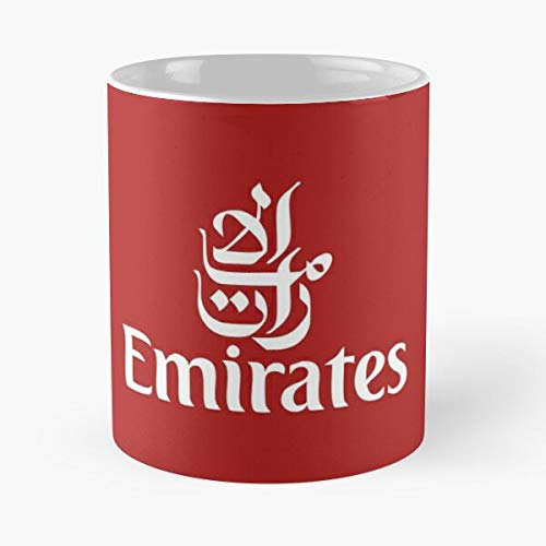 Emirates Airline Logo Fly Classic Mug