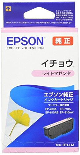エプソン インクジェットカートリッジ ITH-LM ライトマゼンタ イチョウシリーズ EPSON