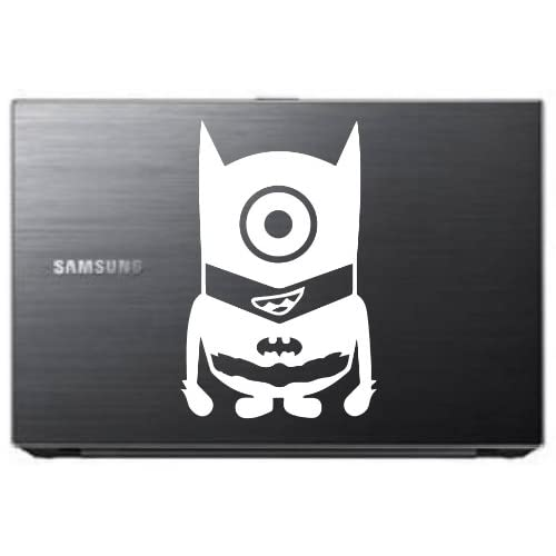 Minion Banana Vinyl Decal Sticker for Macbook Laptop Car Window Bumper Wall Door