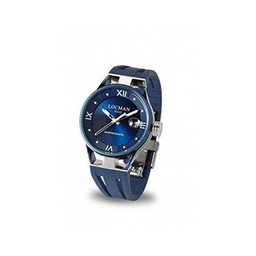 Orologio Donna Montecristo Ref. 521 0521V06-BLBL00SB - Locman