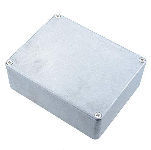 1590BBS Hammond Natuurlijke Diecast Behuizing Stompbox Gitaar Effect Pedaal 120 x 94 x 42mm