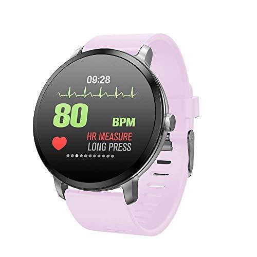 Smartwatch Aktivität, t Tracker Schlafuhr, Schrittzähler, Fitness Armband wasserdichte Sportuhr für Männer für iOS Android