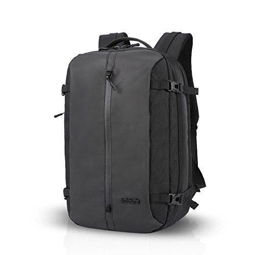 FANDAREリュックサックメンズバックパック PCバッグレデース15.6インチPC収納 旅行 収納力抜群 ビジネス 旅行 出張 通勤 学生用 多機能 耐震 大容量通学バッ 黒