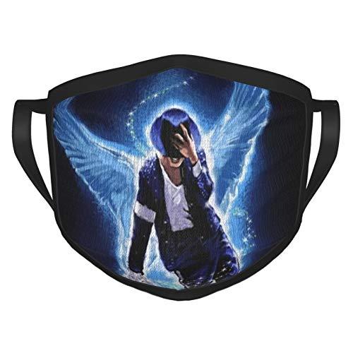 Custommade Michael Jackson UV Gesichtsmaske für Hunde, Sonnenschutz, Motorrad-Kopfbedeckung, magischer Schal, für Angeln, Jagd, Laufen, Ski