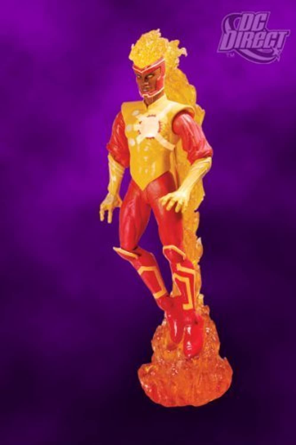 DC Direct Infinite Crisis Series 2 Action Figure Firestorm by DC Direct