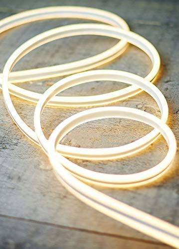 Moderne Partybeleuchtung - LED Neonlicht / Lichtschlauch - Länge: 10 Meter / 900 LEDs - Indoor & Outdoor - Flexibler Neonschlauch