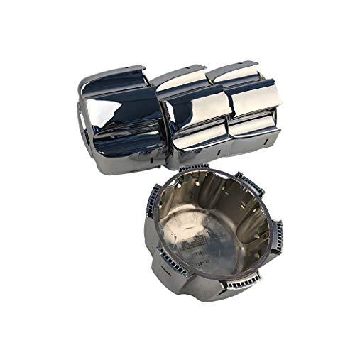 HONGGE 4pcs Wheel Center Caps Cover Cubierta HUBCAPS COMPAJA Mucho SUV para Mitsubishi SUV Cubiertas DE Polvo DE Rim CUBIERTAN (Color : SL011)