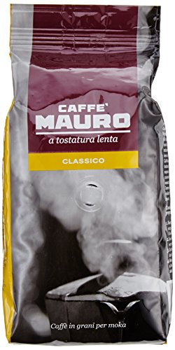Mauro Kaffee Classico Bohnen, 2er Pack (2 x 0.5 kg)