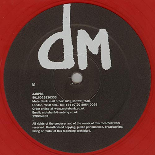 Depeche Mode: Goodnight Lovers [Limited 12 Inch Red Vinyl] - 4