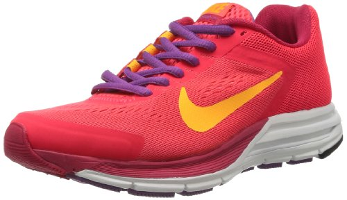 WMNS NIKE ZOOM STRUCTURE+ 17 Farbe pink Größe 38.5 (US 7.5)