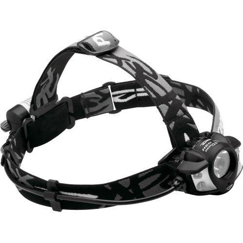 Princeton Tec Apex Pro LED Lampe Frontale, Mixte, APX16-PRO-BK, Noir, 350 Lumens