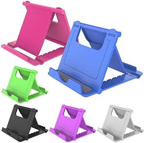 Plastic phone holder