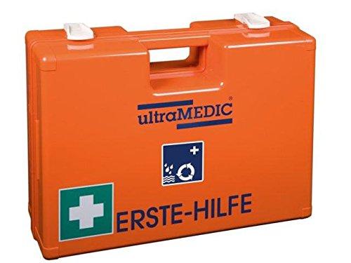 Erste-Hilfe-Koffer mit Spezialinhalten nach berufsspezifischen Anforderungen Umwelt u. Entsorgung ultraBox