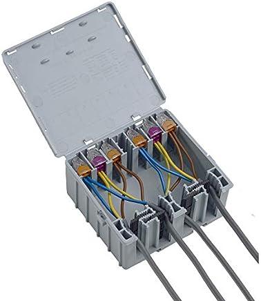 UTRONIX LIMITED Wagobox-XLA Junction Box