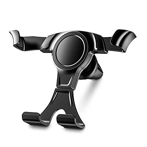 Porta Movil Para Coche Soporte de soporte de teléfono de la gravedad universal para teléfono móvil en soporte de montaje de ventilación de aire para soporte para soporte Sujeta Movil Coche