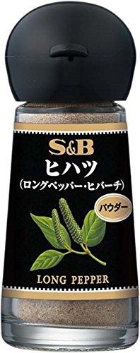 S&B ヒハツ(パウダー) 15g×5本