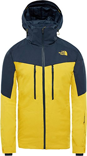 THE NORTH FACE Chakal Skijacke Yellow/Navy