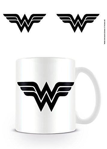 GB eye Taza DC Comics Wonder Woman Logo, Unico