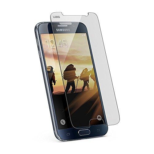 Urban Armor Gear Schutzhülle Samsung Galaxy S6Displayschutzfolie Kratzfest Tempered Glas Screen Shield