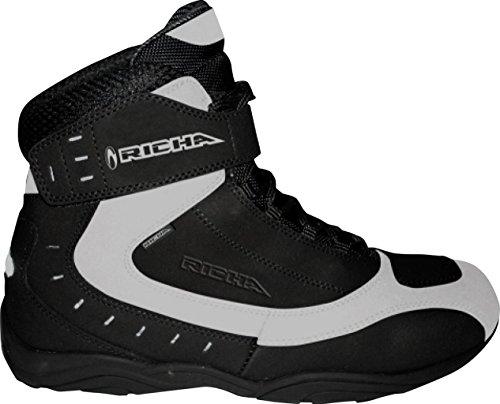 Richa Slick boot black/white 42