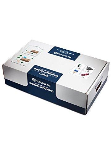Husqvarna 967623603 Mähroboter, Automower Installations Kit, Groß: L