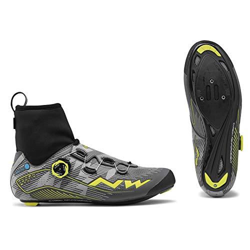 NORTHWAVE Sapatos EST NW Flash Arctic GTX YLW, Zapatillas Unisex Adulto, Yellow, 41 EU