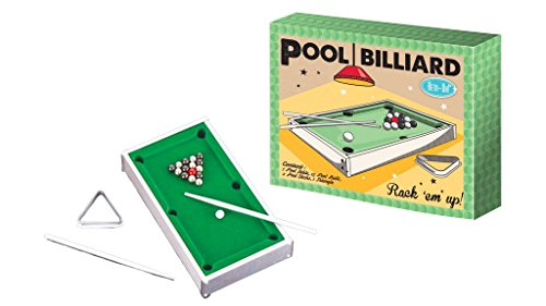 Retroh – Mini-Billard aus Aluminium, rt18444