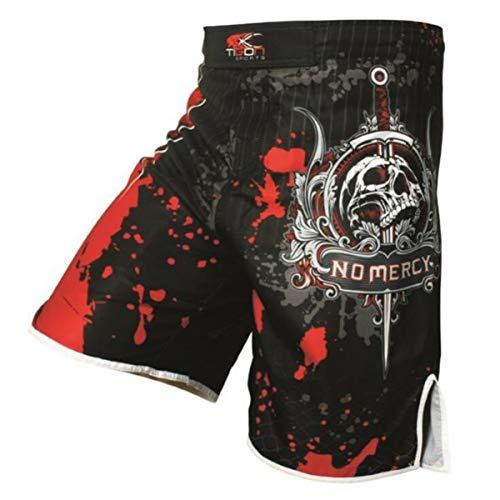 Herren MMA Boxshorts, Schnell Trocknende...