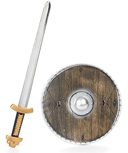 Set de vikingo para niño
