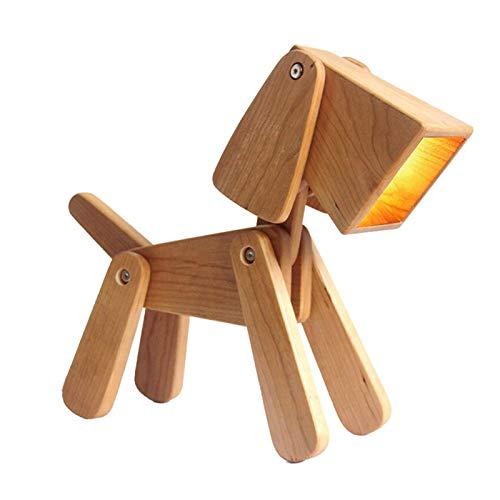 Youpin Lámpara de pie, lámpara de mesa para perros y lámpara de escritorio para niños.
