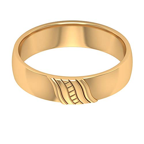 Rosec Jewels 18 quilates oro amarillo 'NA