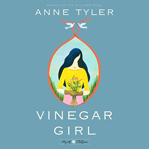 Vinegar Girl audiobook cover art