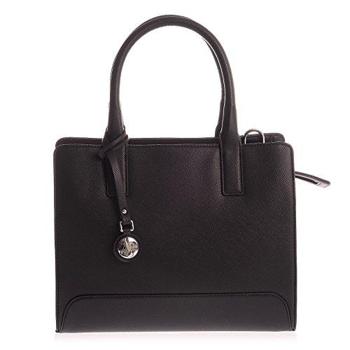 Armani tas handtas zwart
