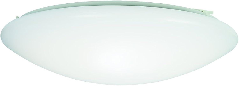 Metalux 20-Inch LED Flush Mount, 2399 Lumens, White