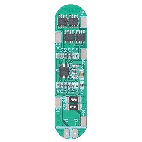 Placa de protección de batería de Litio-Samfox Placa de protección de batería 18650 Placa de Cargador Placa de protección de sobrecarga de batería 14,8 V