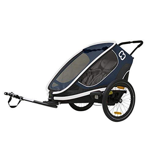 HAMAX Outback rimorchio per bicicletta Navy 2021 rimorchio per bicicletta