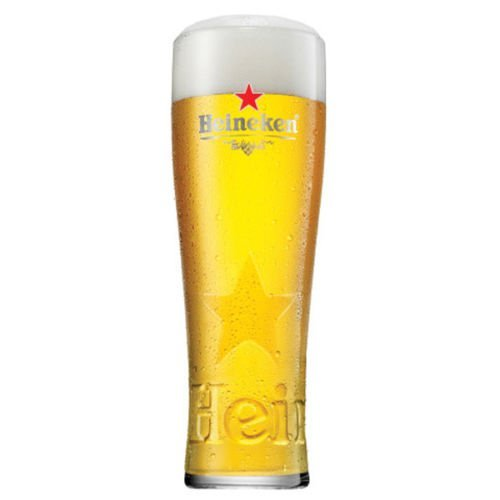Heineken Bicchiere da pinta di birra.