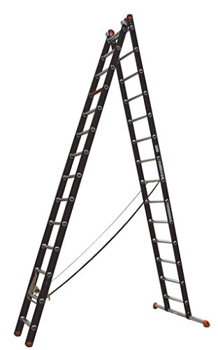 Altrex MOUNTER 2-delige multifunctionele ladder, 2 x 14