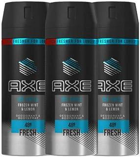 اسپری بدن ضد آفتاب مردانه 3 Pack Axe Chill ، 150 میلی لیتر (5.07 اونس)